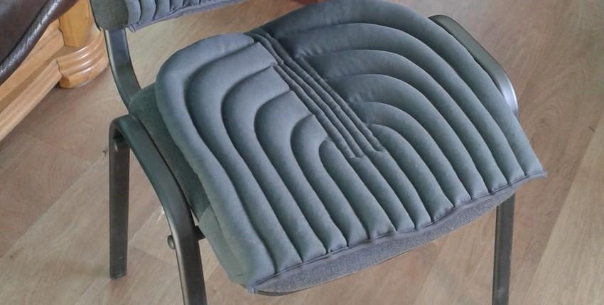подушки на робочий стул