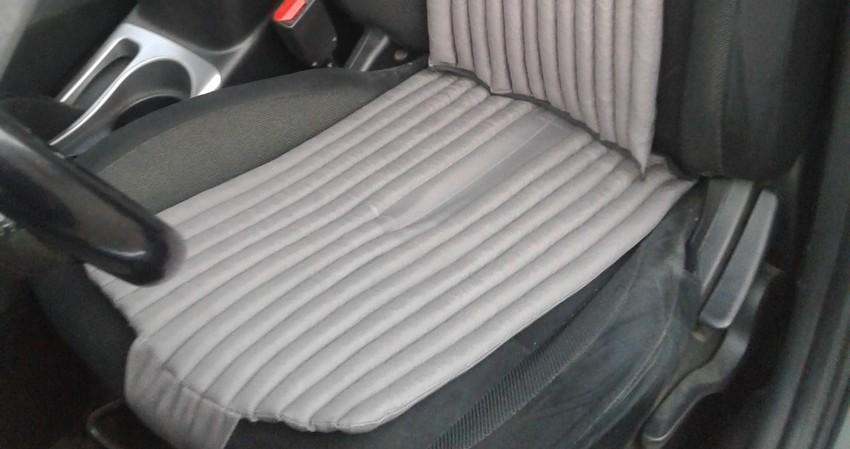 подушки для автомобиля