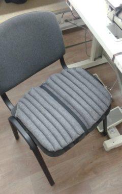 ортопедическая подушка на рабочее место