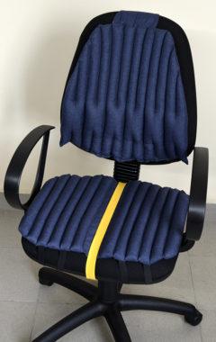 Ортопедические подушки на компьютерные кресла