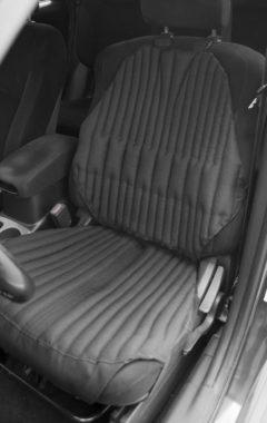 Ортопедические подушки (накидки) на автомобильные кресла.