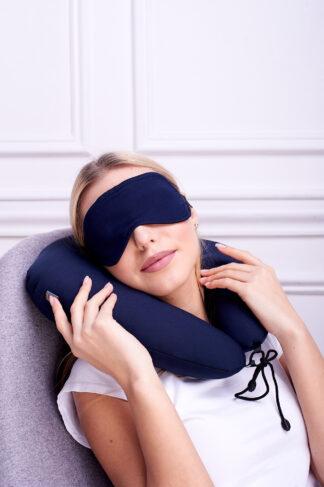 подушка рогалик