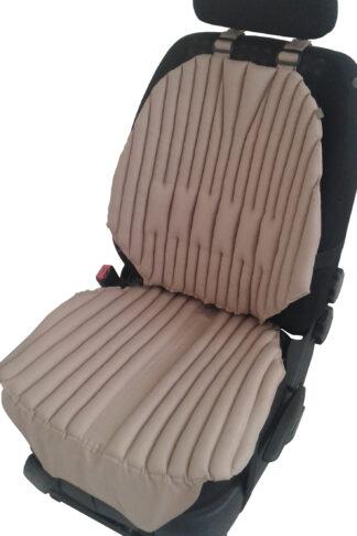 Ортопедическая био подушка-накидка EKKOSEAT на кресла легковых и грузовых автомобилей.