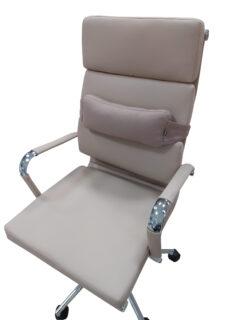 Ортопедическая подушка EKKOSEAT на кресло руководителя (СПИНКА)