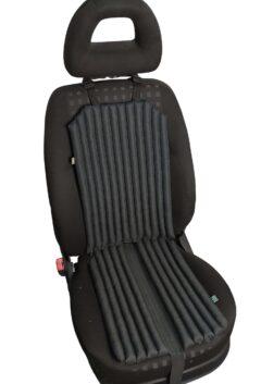 Эргономические подушки-накидки EKKOSEAT на автомобильное кресло. Комплект